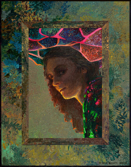 Iris Scott, 'The Poetess', 2018