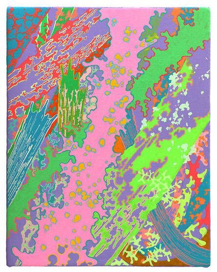 Zhou Fan 周范, 'Pollen No.22', 2018