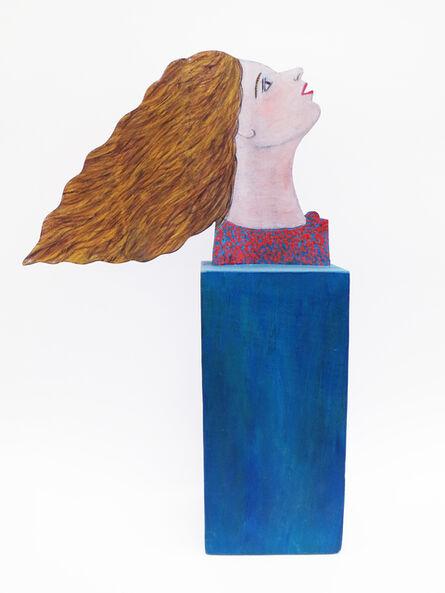 Jean Dessirier, 'Jeune fille admirant les étoiles', 2011