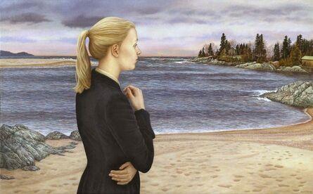 Valerie Palmer, 'Old Sea'