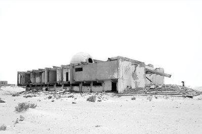 Heba Y. Amin, 'The Act of Remembering, Spanish Sahara VI', 2014