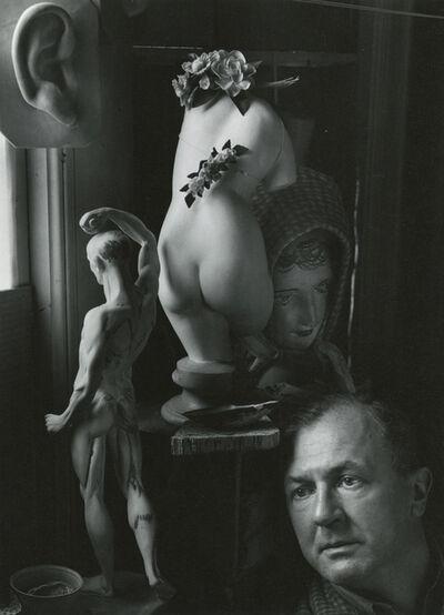 Arnold Newman, 'George Grosz', 1942