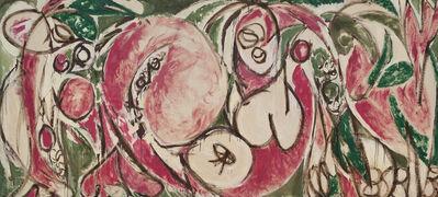 Lee Krasner, 'The Seasons', 1957