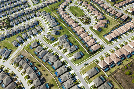 Lauren Greenfield, 'A planned community in Orlando, Florida', 2011