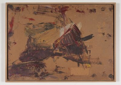 Martha Jungwirth, 'Metope', 2021