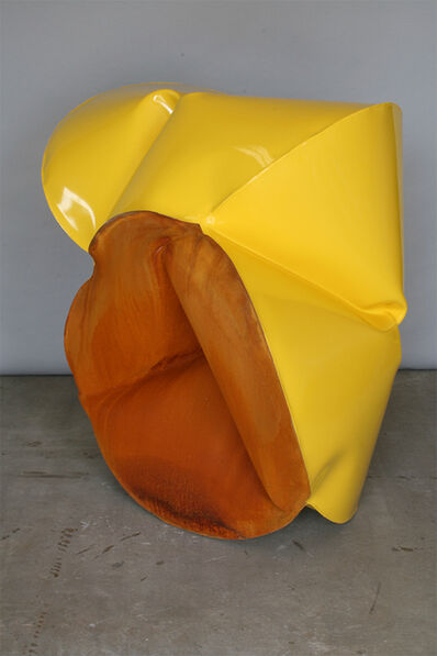 Jeremy Thomas, 'Cotton Striper Yellow', 2009