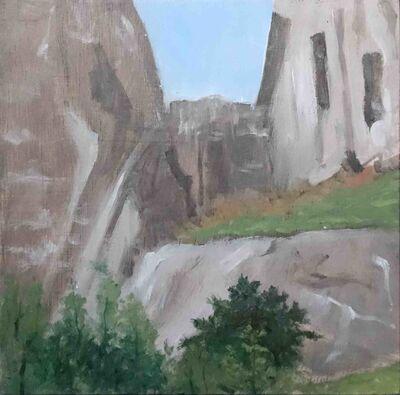 Jean-Baptiste Marot, 'Rocher des singes 3', 2017