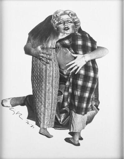 Cindy Sherman, 'Untitled (Mother Embracing Children)', 1976