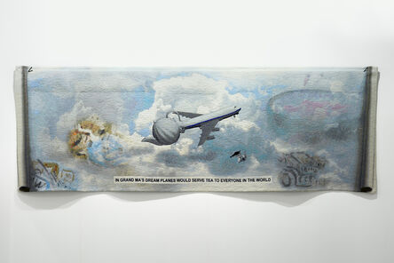 Laure Prouvost, 'There will be planes serving tea', 2014