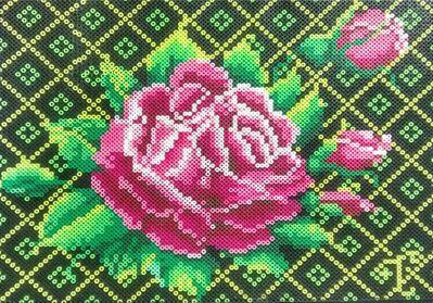 """Alpana Mittal """"Tejaswini"""", 'Roses', 2019"""