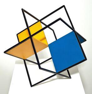 Franz Weissmann, 'Mondriana', ca. 1990