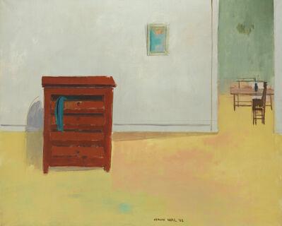 Herman Maril, 'Interior with Dresser', 1983