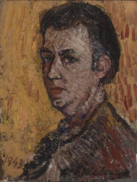 Henri-Victor Wolvens, 'Auto-portrait', 1943