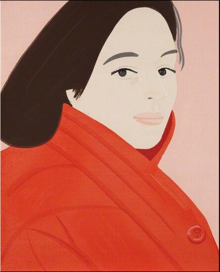 Alex Katz, 'Brisk Day Series 3- Woodcut', 1990