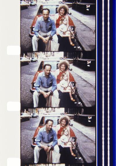 Jonas Mekas, 'Jonas with Hollis and Oona, Wooster Street, Soho, 1977', 2013