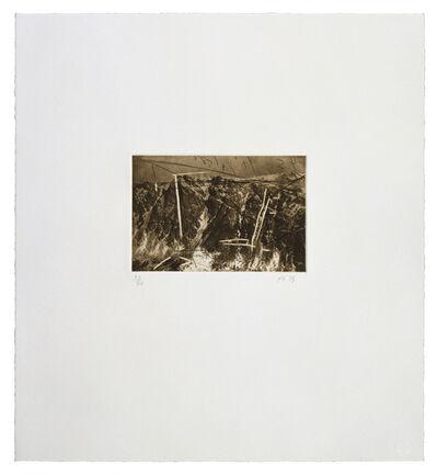 Michael Heizer, 'Montana Survey #1', 1985