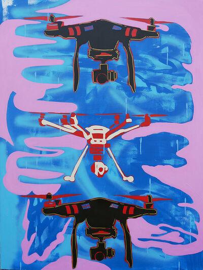 Frank Buffalo Hyde, 'Totem', 2017