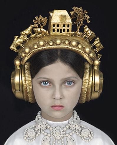 Adriana Duque, 'Menina 6', 2016