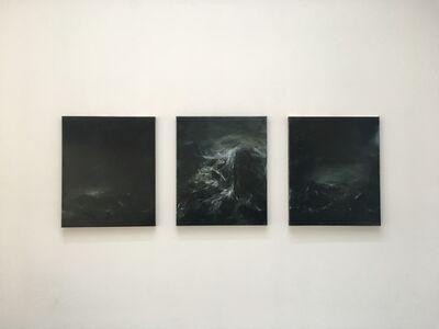 Giovanni Winne, 'Seascape Tryptich', 2017