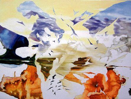 Kozo Kishimoto, 'Mountainous Traces - 10215', 2010