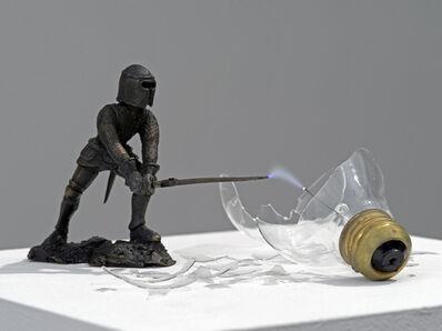 Michel de Broin, 'Overpower', 2013
