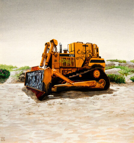 Jessica Hess, 'Ocean Beach Plow II', 2012
