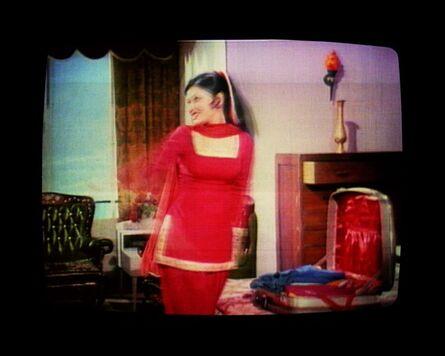 Iftikhar Dadi & Elizabeth Dadi, 'Anticipation, Urdu Film Series', 2009