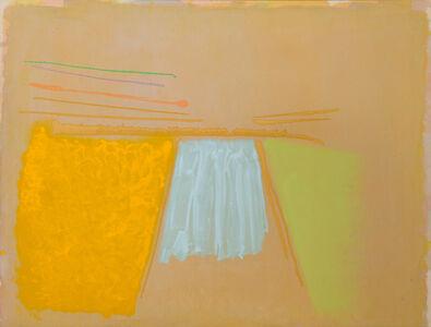 Dan Christensen, 'Sissystrut', 1980