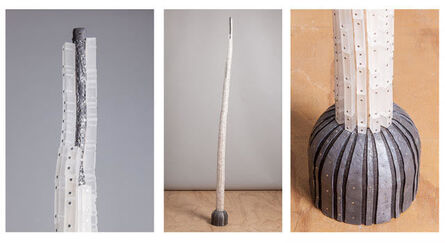 Linda Brenner, 'Christmas Tree #11: Acrylic Pole', 2011-2017