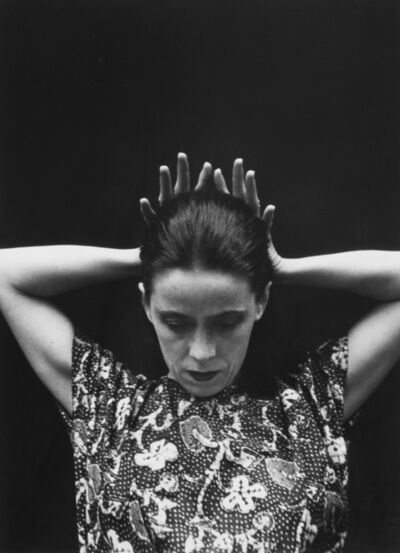 Imogen Cunningham, 'Martha Graham 72, 1931', 1981