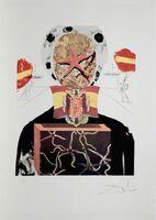 Salvador Dalí, 'Memories of Surrealism Surrealist King ', 1971