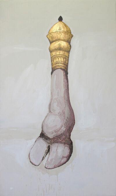 Shahpour Pouyan, 'The Hoof', 2012