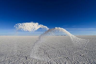Gastón Ugalde, 'Flying Salt', 2018