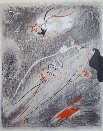 André Masson, 'L'Enfantement (Childbirth)', 1955