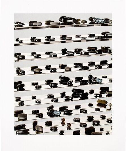 Damien Hirst, 'Black Brilliant Utopia', 2013