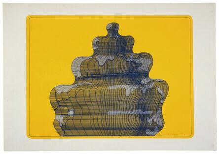 Dieter Roth, 'Torte in der Sonne (Fancy-Cake In the Sun)', 1970