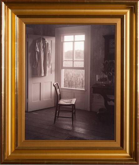 John Dugdale, 'Empire Chair In The Gloaming, Stone Ridge, NY', 1995