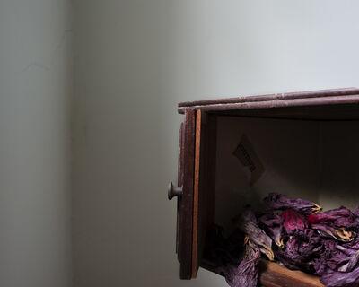 Molly Lamb, 'Waiting', 2013