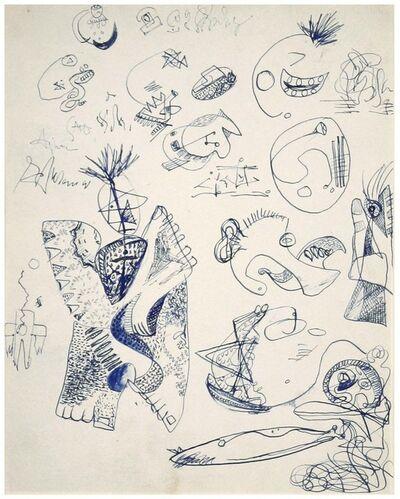Jackson Pollock, 'Untitled', ca. 1939