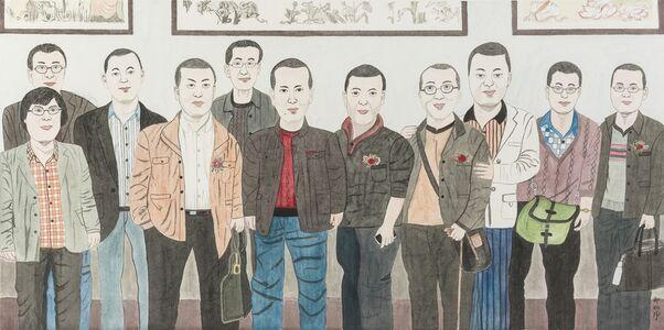 Bingfeng Shao, 'Huang Binhong', 2013