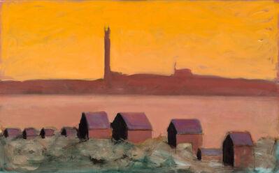 Paul Resika, 'Pilgrims', 1987-1989