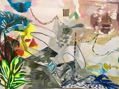 Alejandra Seeber, 'Loops joya', 2016