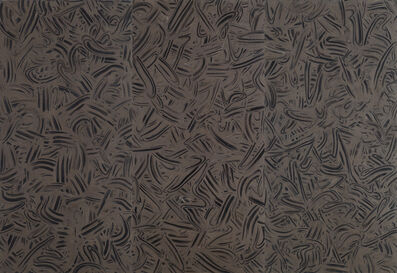Richard Long, 'Black Mountain Rag', 2014