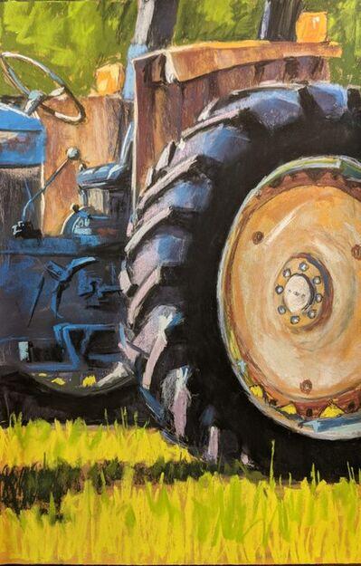 David Kaphammer, 'Rear Wheel', 2019