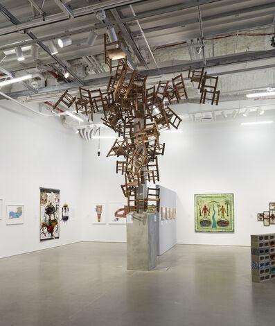 Iliana Emilia Garcia, 'The Sage and the Dreamer', 2018