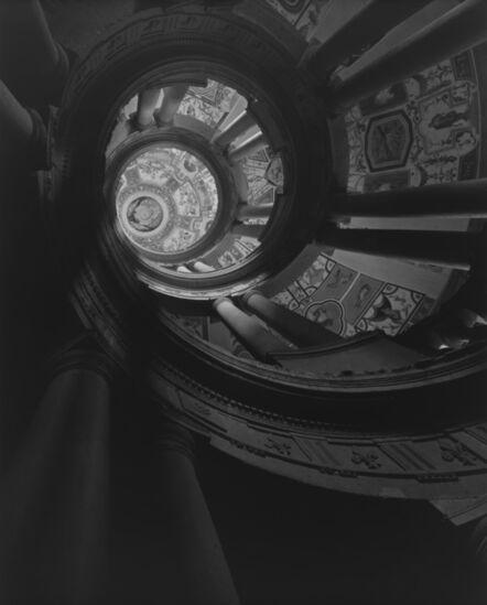 Hiroshi Sugimoto, 'Staircase at Villa Farnese II, Caprarola', 2016