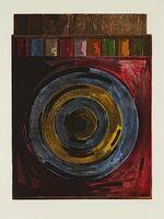 Jasper Johns, 'Target with Plaster Casts', 1979-1980