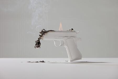 Jelle Wagenaar, 'M1911 No.3', 2016