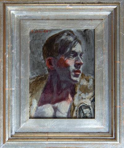 Mark Beard, 'Boris in Bomber Jacket', n.d.