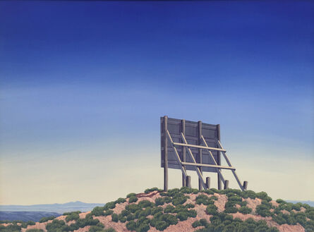 Phil Epp, 'The Sign', 2012